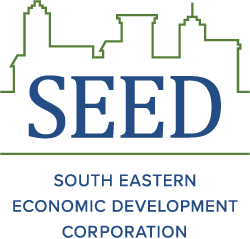 South Eastern Ecomonic Development Corporation home page